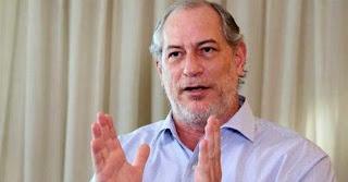 Ciro rompe o silêncio sobre o Ceará
