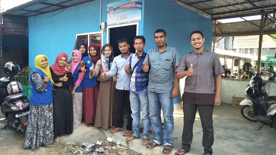 LPD Mendapat Kunjungan Dari Dinsos  dan DPT2T Provinsi Aceh