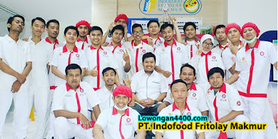 Lowongan Kerja PT. Indofood Fritolay Makmur Cikupa