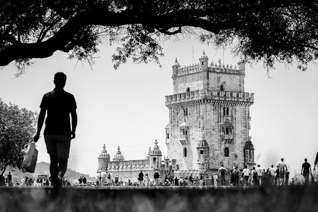 Un paseo por Lisboa - Torre de Belém