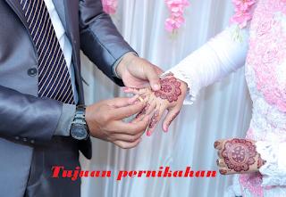 Lima (5) Tujuan Pernikahan Dalam Agama Islam