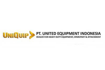Lowongan PT. United Equipment Indonesia (UNIQUIP) Pekanbaru Januari 2019