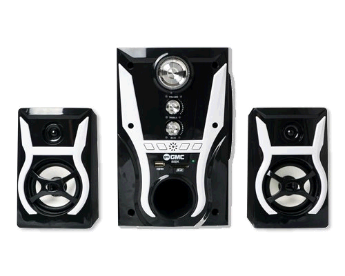 Speaker Aktif GMC 888K - Harga Spesifikasi