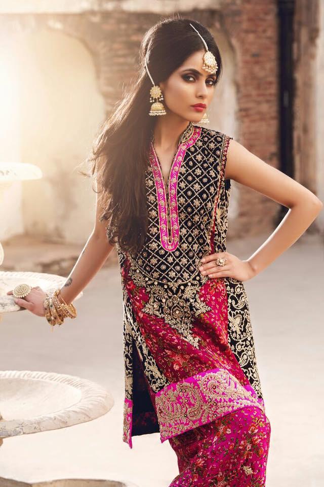 Pakistani Traditional Wedding Dresses 90 Good shirin hassan pakistani majestic