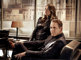 Ashley Greene and Cole Hauser in Rogue Season 4