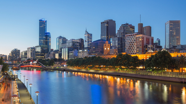 Aluguel de carro em Melbourne