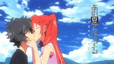 Download Ano Natsu de Matteru + OVA BD Subtitle Indonesia