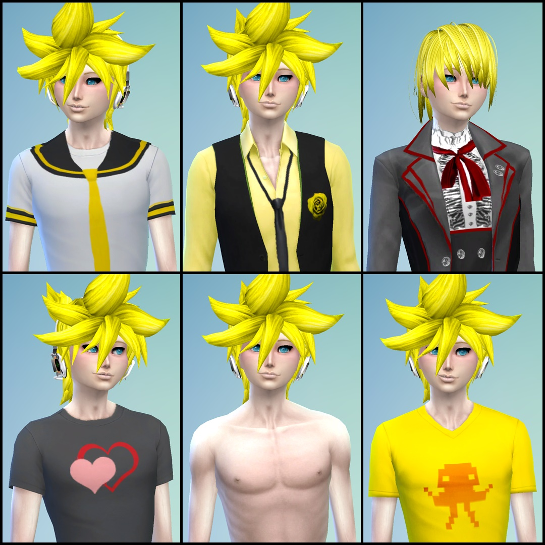The Sims 3 Download: Sims 4 Models & Clothes