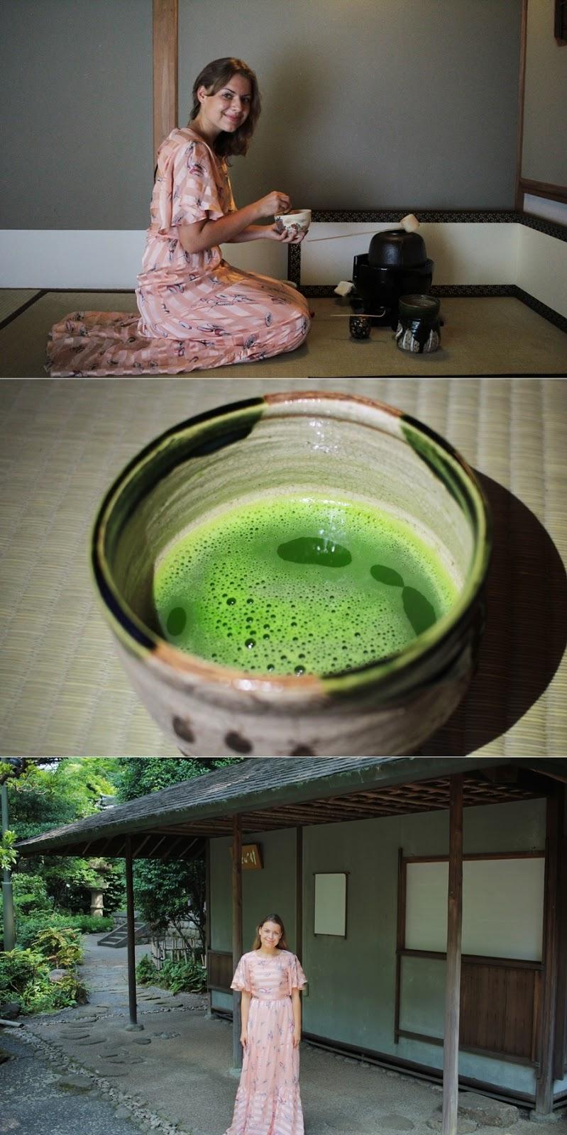 japan kultur tee zeremonie