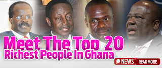 richest people in Ghana