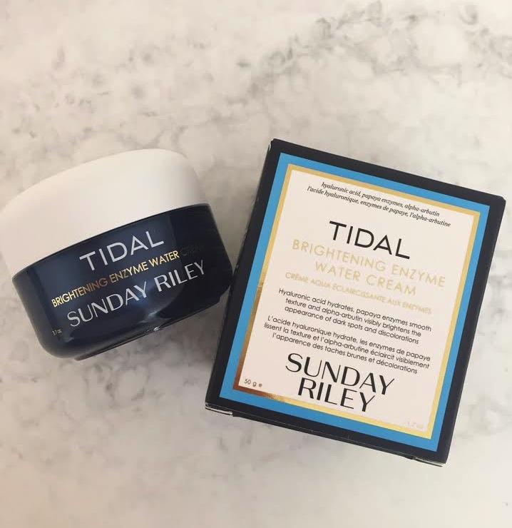 Sunday Riley Tidal Cream   Pixiwoo com