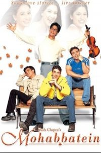 Film India lama - Mohabbatein