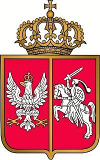 Herb Rzeczypospolitej Obojga Narodów z okresu Powstania Listopadowego