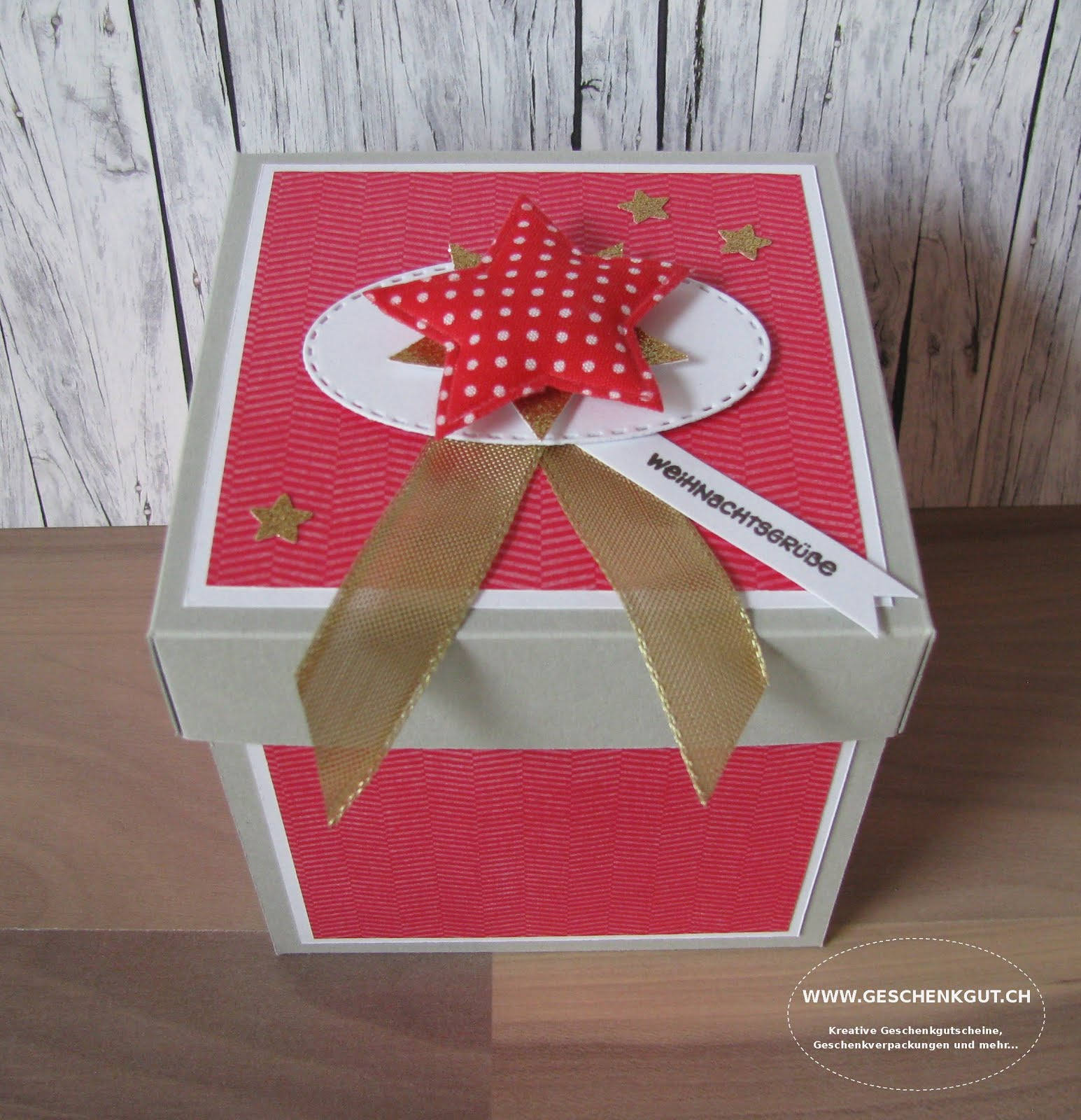 GESCHENKGUT: Shop - Geschenkverpackungen, Geschenkgutscheine ...