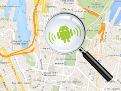 Android Device Manager Last Known Location