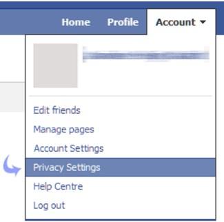 Unblock Person Facebook