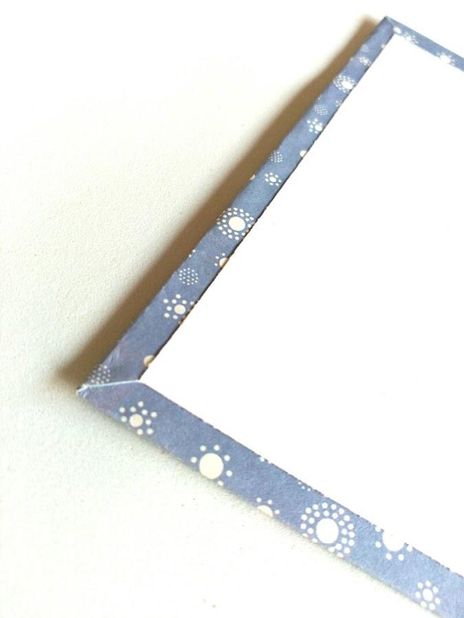 carpeta, diy, cartón reciclado