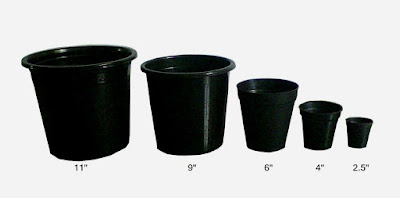 nursery plastic pots ahmedabad