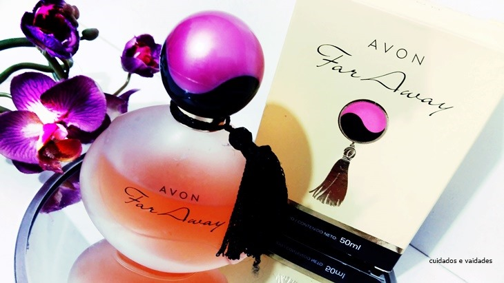 Perfume Far Away Avon