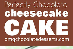 Perfectly Chocolate Chocolate Cheesecake Cake
