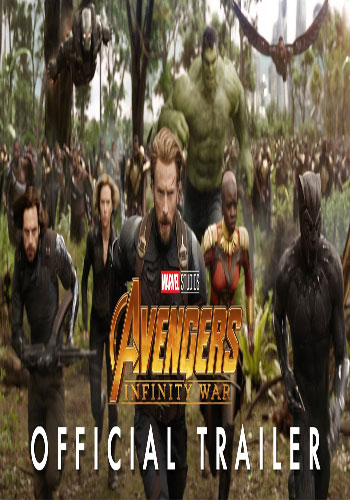 Avengers-Infinity War-Official Trailer 2018 HD