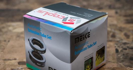 $25 Macro- Taking Meike Auto Extension Tubes for a Spin