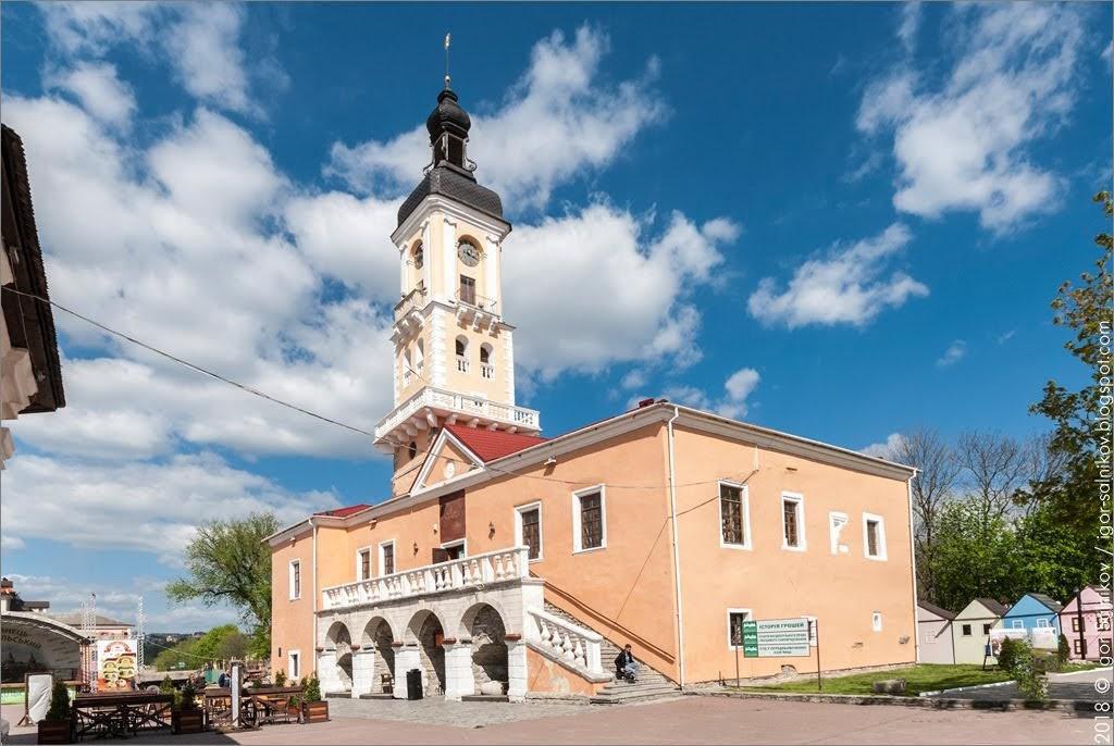Каменец-Подольский, ратуша