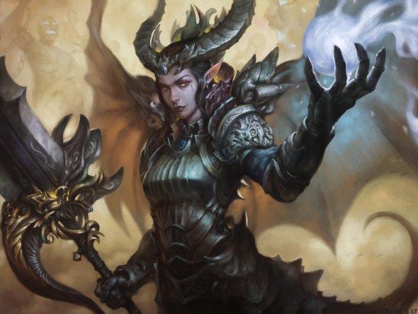 Kevin Sidharta artstation arte ilustrações fantasia games mitologia