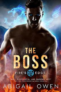 Book Showcase: The Boss by Abigail Owen