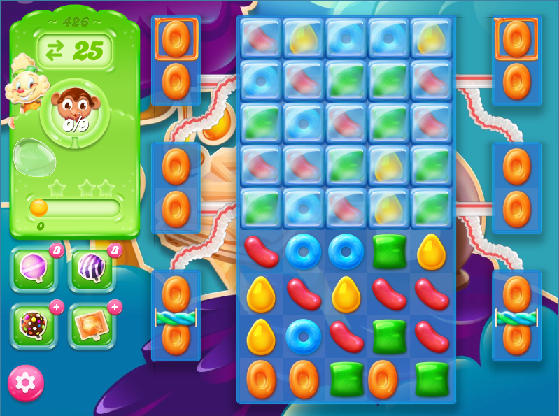 Candy Crush Jelly Saga 426