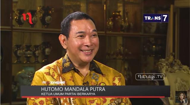 Kerap Kritik Jokowi, Tommy Soeharto Ungkap Alasannya Tak Pernah Sentil Prabowo
