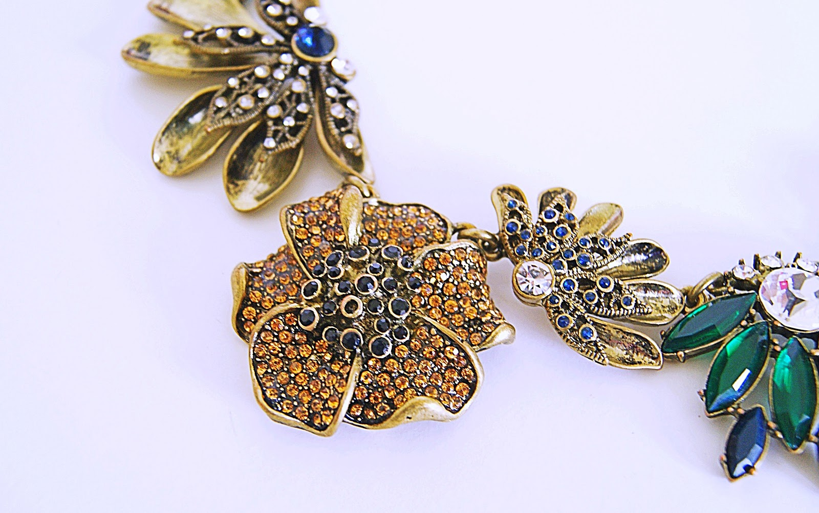 Statement necklace van Happiness Boutique