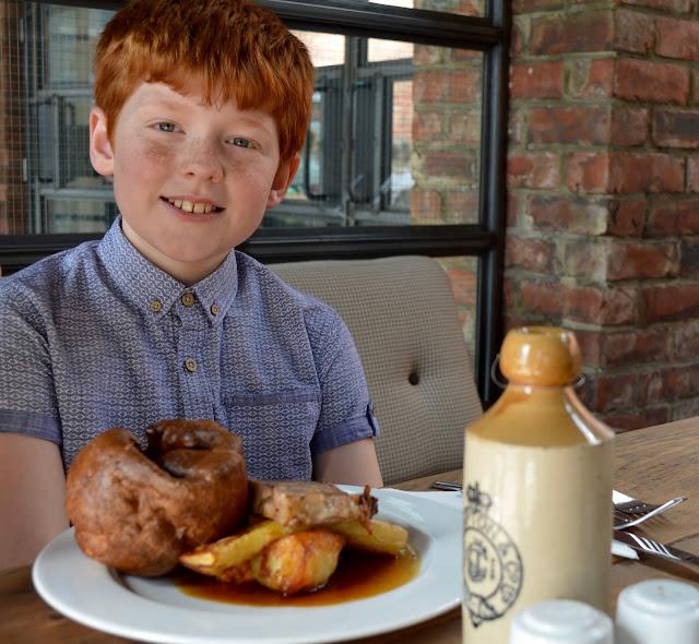 Exhibition Park Newcastle | Wylam Brewery Sunday Lunch | Children's Roast Dinner Lamb