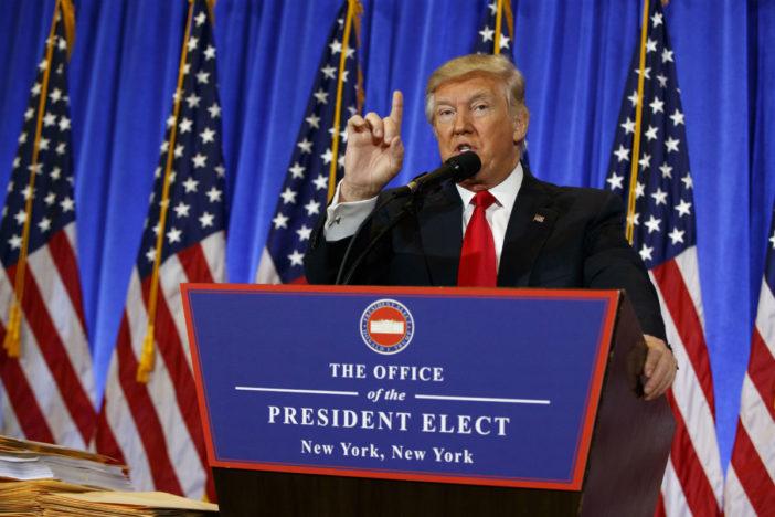 Con un pago o más impuestos, México reembolsará a EU el gasto por muro fronterizo : Trump