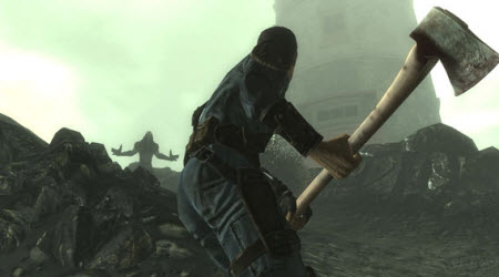 Imagen del juego Fallout 3 (2008)