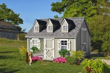 Cape Cod Dog Kennel