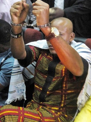 Drama and Uproar in Abuja Court as Nnamdi Kanu Rejects 'Secret Trial'