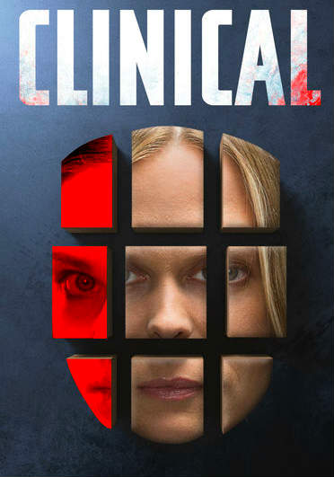 Poster of Clinical (2017) Full Movie HDRip 720p English 700Mb