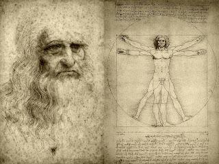 Resultado de imagen de el hombre de vitruvio