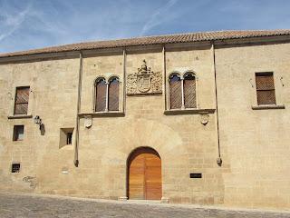 Palacio del Mayoralgo; Cáceres; Extremadura; Vía de la Plata