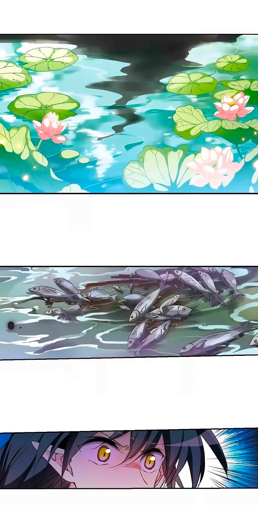 Tam Nhãn Hao Thiên Lục chap 271.2 - Trang 3