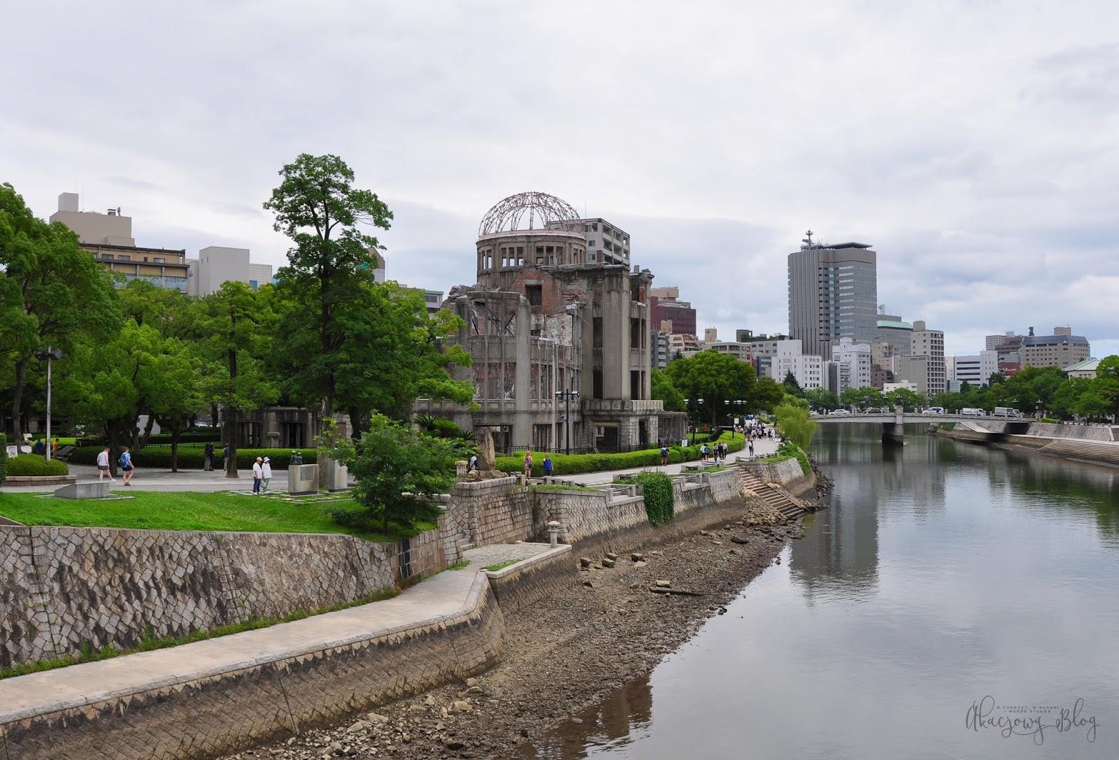 Japonia - Hiroszima -  w 73 rocznicę ataku atomowego.