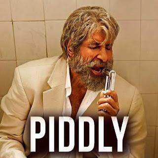Piddly Lyrics - Shamitabh