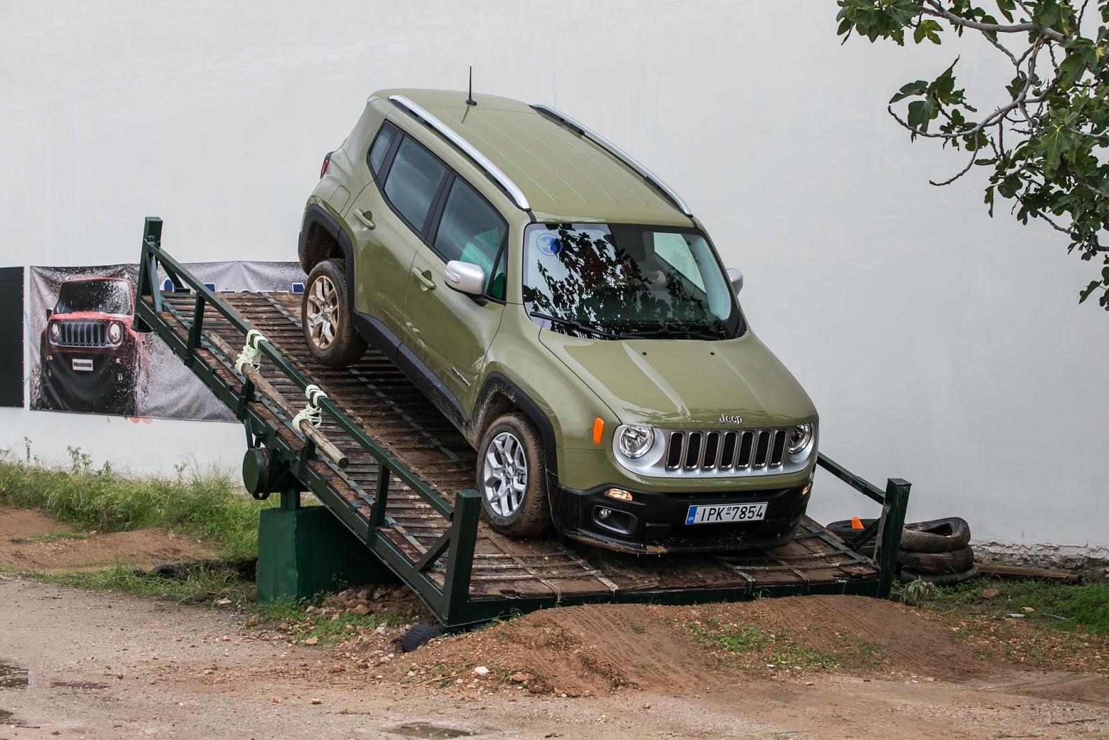 JEEP%2BCAMP KF 1555 Πετάμε ένα Jeep Renegade σε λάσπες, πέτρες, άμμο, λίμνες. Θα τα καταφέρει;