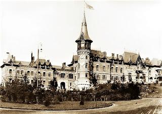 Pałac Carski - Białowieża - koniec XIX w