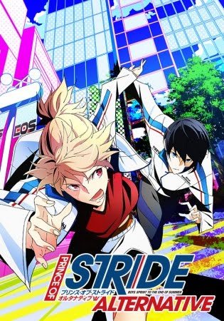 Prince of Stride: Alternative 12/12 [HD+VL][Sub Esp][MEGA-USERSCLOUD]