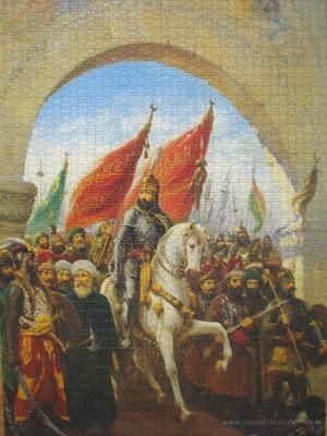 İstanbulun Fethi, anatlian puzzle