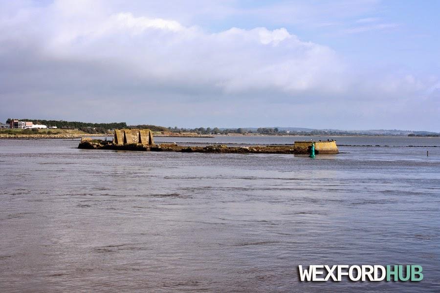 Ballast Bank, Wexford