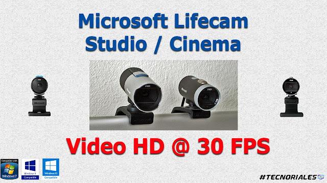 grabar video fluido lifecam windows