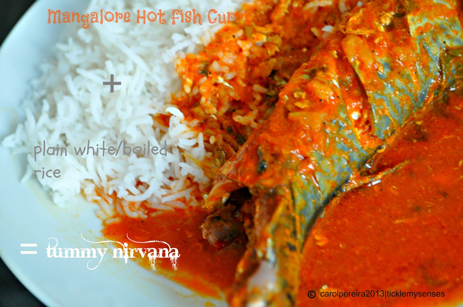 Tickle My Senses Simple Mangalore Style Fish Curry